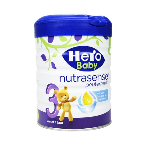 【海外直邮】荷兰美素HeroBaby婴儿奶粉3段白金版