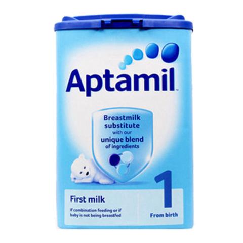 【海外直邮】英国Aptamil爱他美1段900克