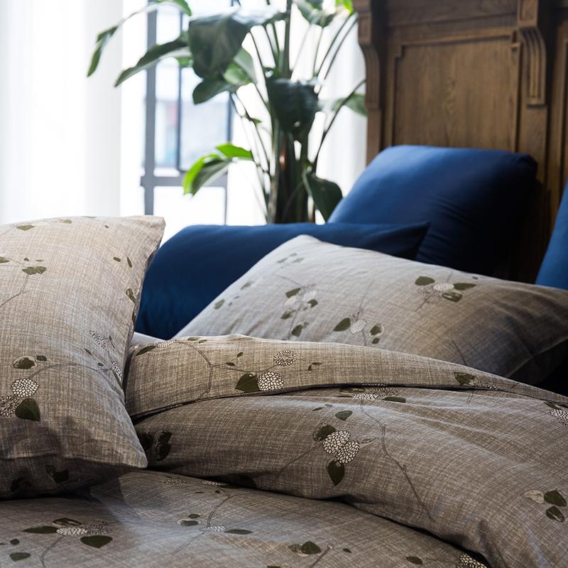 好舒服  暗香来系列 被面枕套床单套装 GD004