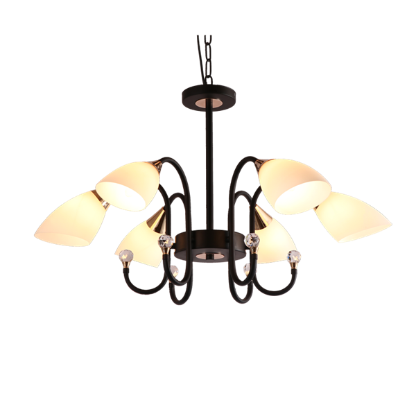 紅途 小美式吊灯 SW-8436