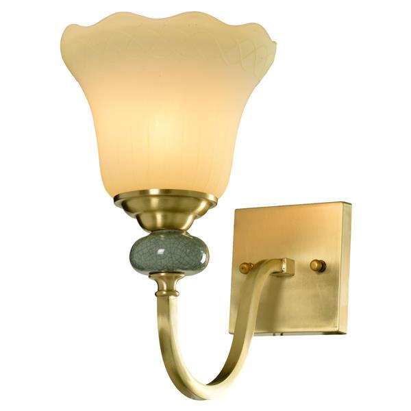 紅途灯饰 全铜壁灯 D2051