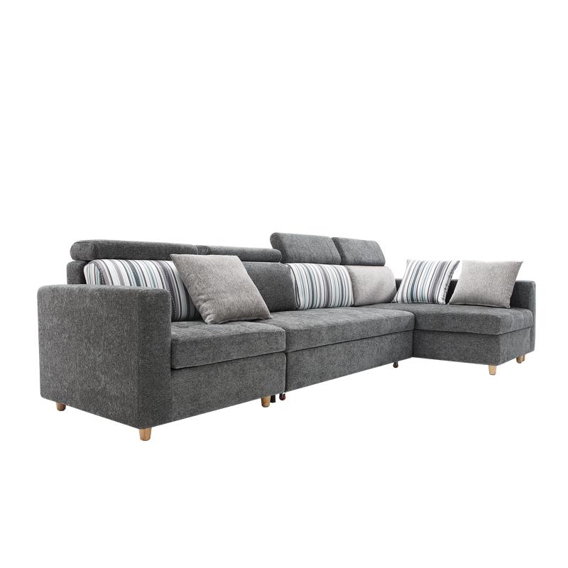 欧迪朗 时尚现代 极简舒适 欧式沙发230#