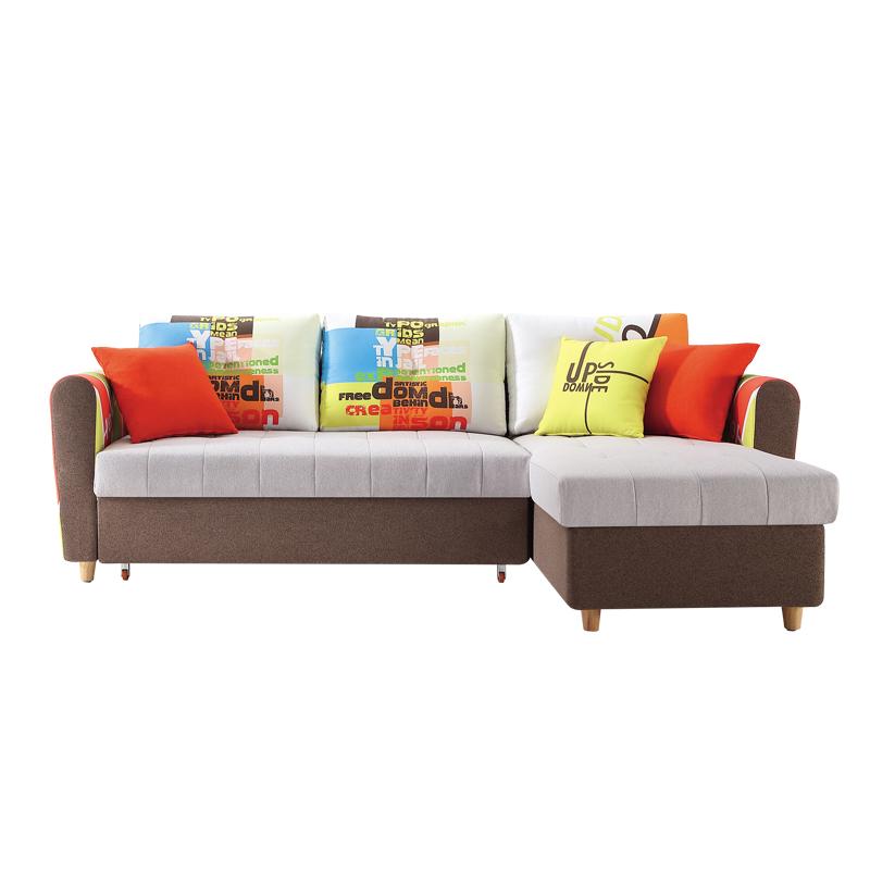 欧迪朗 时尚现代 极简舒适 欧式沙发222#G